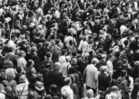 Bevolking 2050 in beeld. Drukker, diverser en dubbelgrijs
