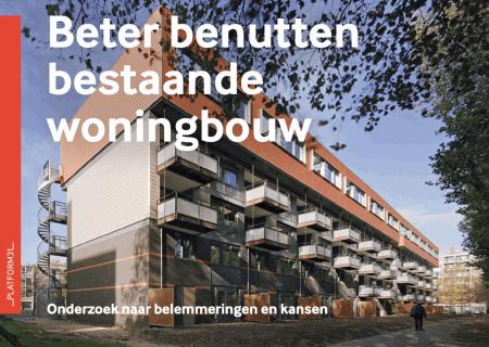 Beter benutten bestaande woningbouw