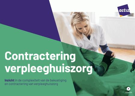 Inzicht in de complexiteit van de bekostiging en contractering van de verpleeghuiszorg
