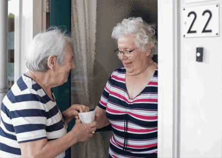 Toekomstverkenning mantelzorg aan ouderen in 2040